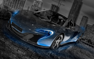 McLaren 650S For Desktop