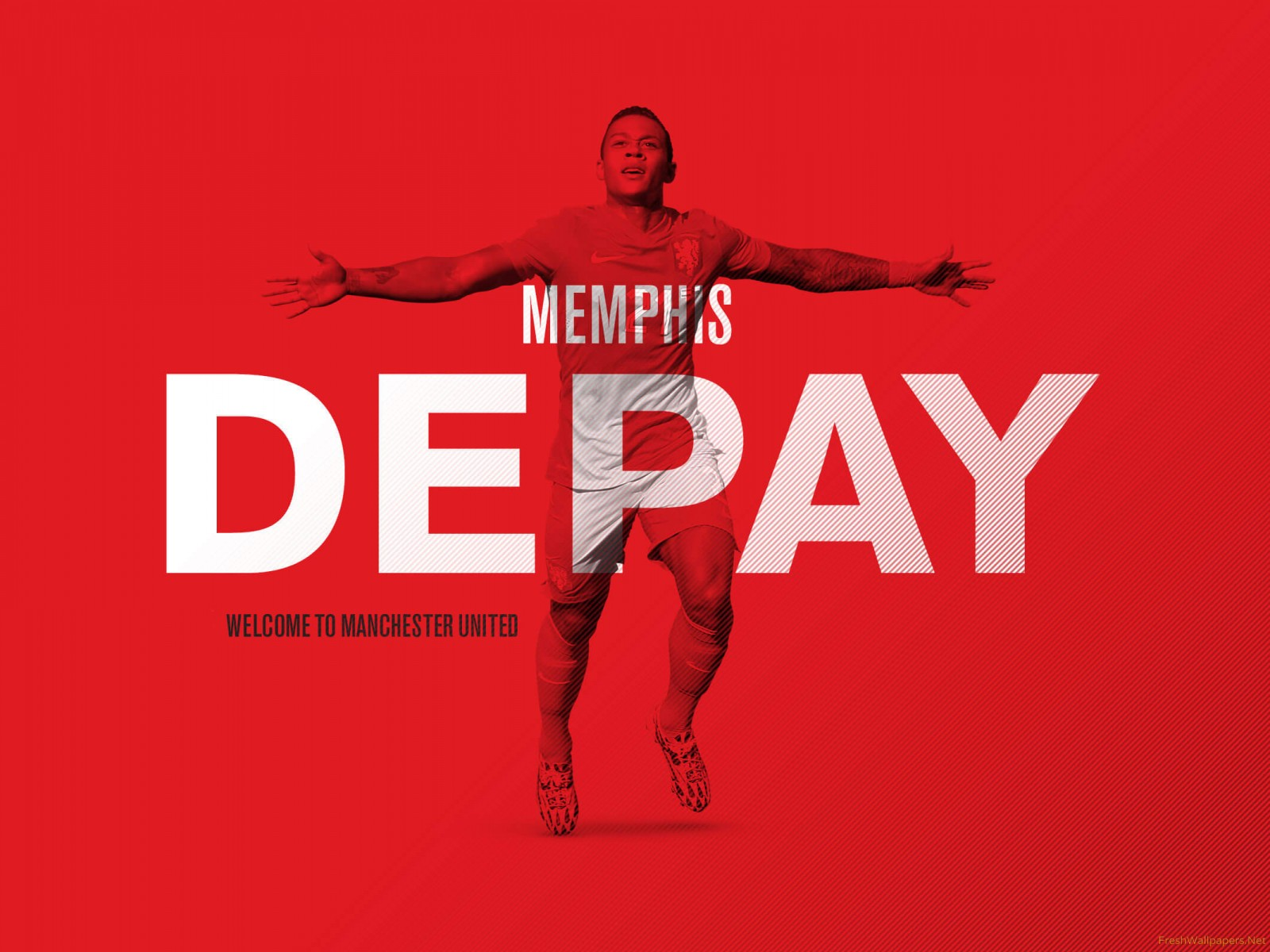 High Quality Manchester United Wallpapers: Memphis Depay Wallpapers High Resolution And Quality Download