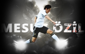Mesut Ozil Background
