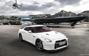 Nissan GT R High Definition
