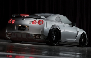 Nissan GT R High Definition Wallpapers