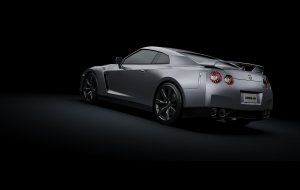 Nissan GT R For Desktop