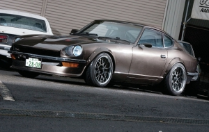 Nissan S30 HD Background