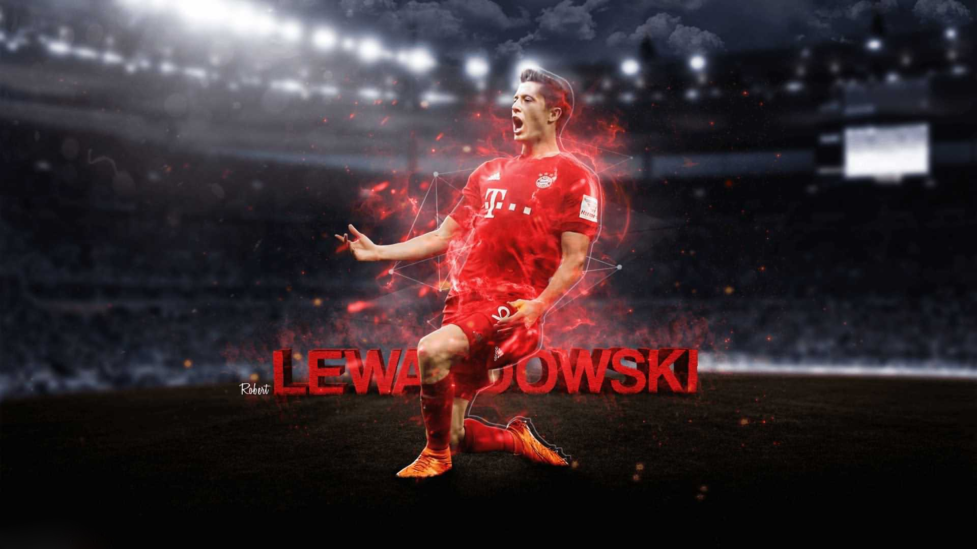 Robert Lewandowski Wallpapers High Resolution And Quality