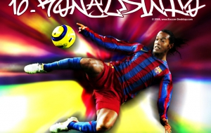 Ronaldo De Assis Moreira Background