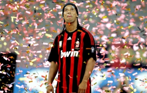 Ronaldo De Assis Moreira HD Background