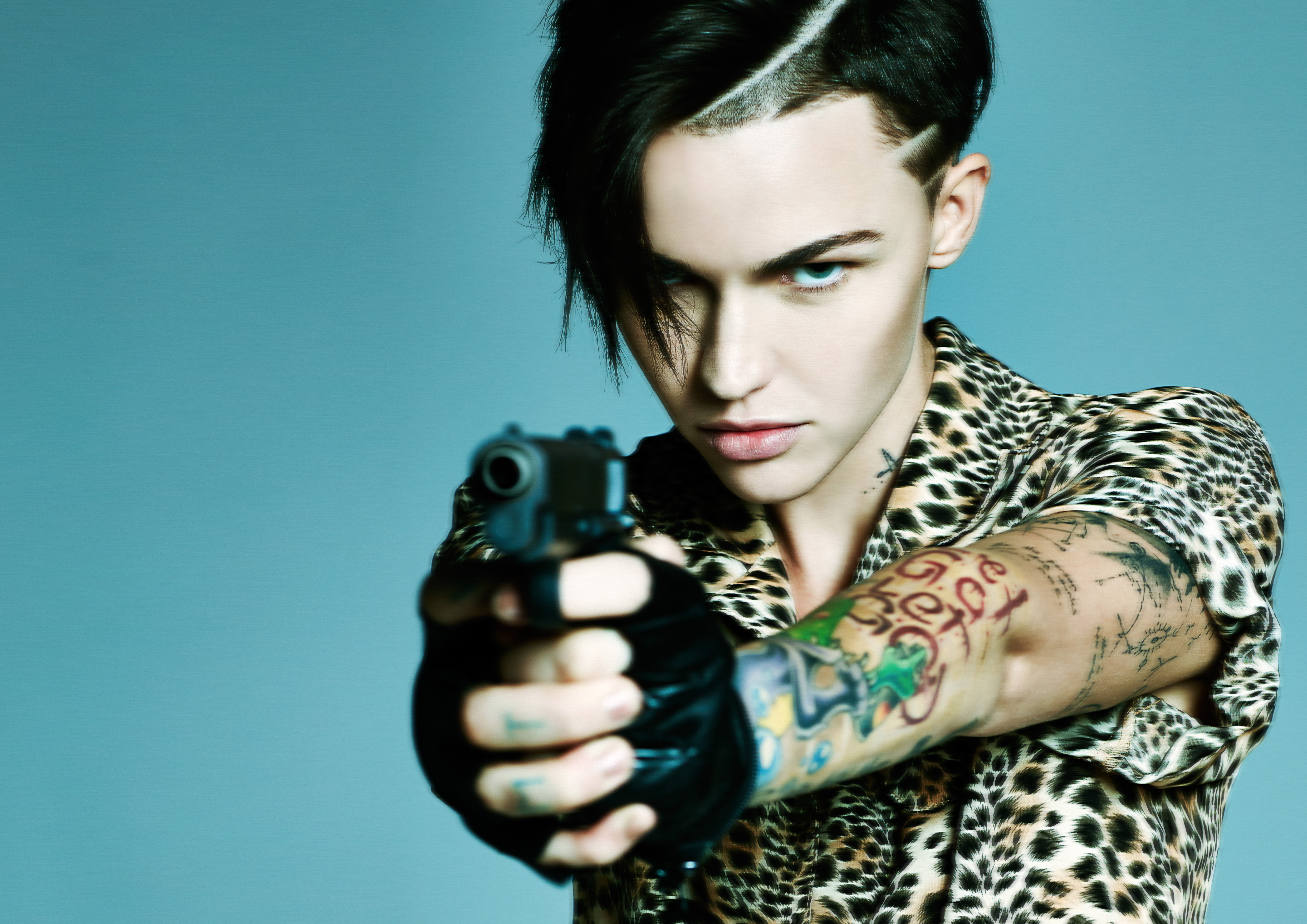 Download John Wick 2 Ruby Rose Wallpapers High Resolution And Quality Download