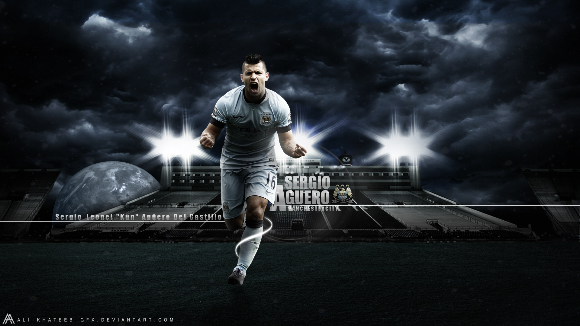 Sergio Aguero Wallpapers: Sergio Aguero Wallpapers High Resolution And Quality