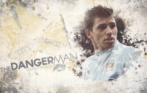 Sergio Aguero High Definition