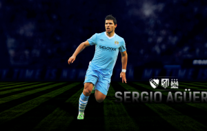 Sergio Aguero High Definition Wallpapers