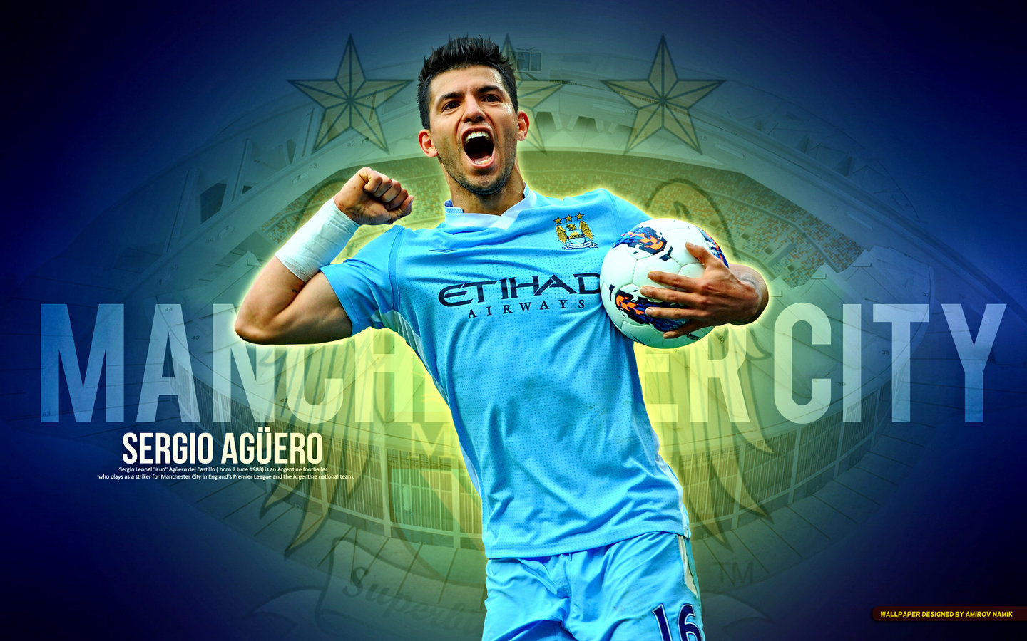 Sergio Aguero 651615 Wallpapers High Quality: Sergio Aguero Wallpapers High Resolution And Quality