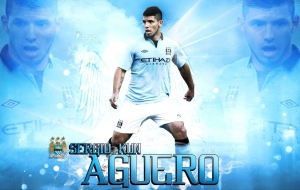 Sergio Aguero For Desktop