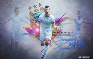 Sergio Aguero Full HD