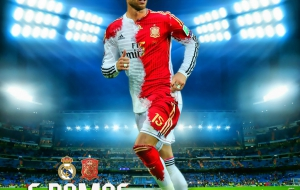 Sergio Ramos Background