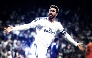 Sergio Ramos HD Background