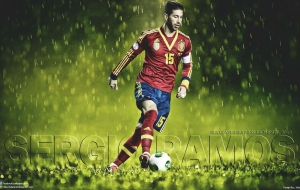 Sergio Ramos High Quality Wallpapers