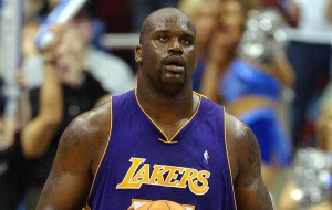 Shaquille O'€™Neal HD Background