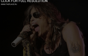 Steven Tyler Wallpaper