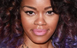 Teyana Taylor Background