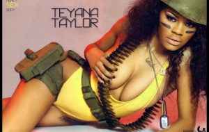 Teyana Taylor Photos