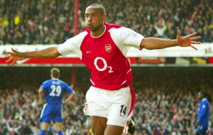 Thierry Henry HD Wallpaper