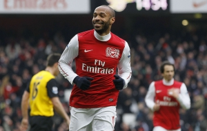Thierry Henry For Desktop