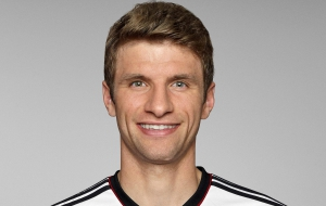Thomas Muller HD Background