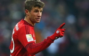 Thomas Muller Pictures
