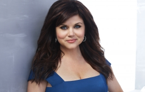 Tiffani Thiessen 4K