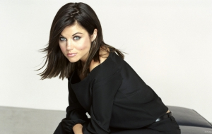 Tiffani Thiessen HD Desktop