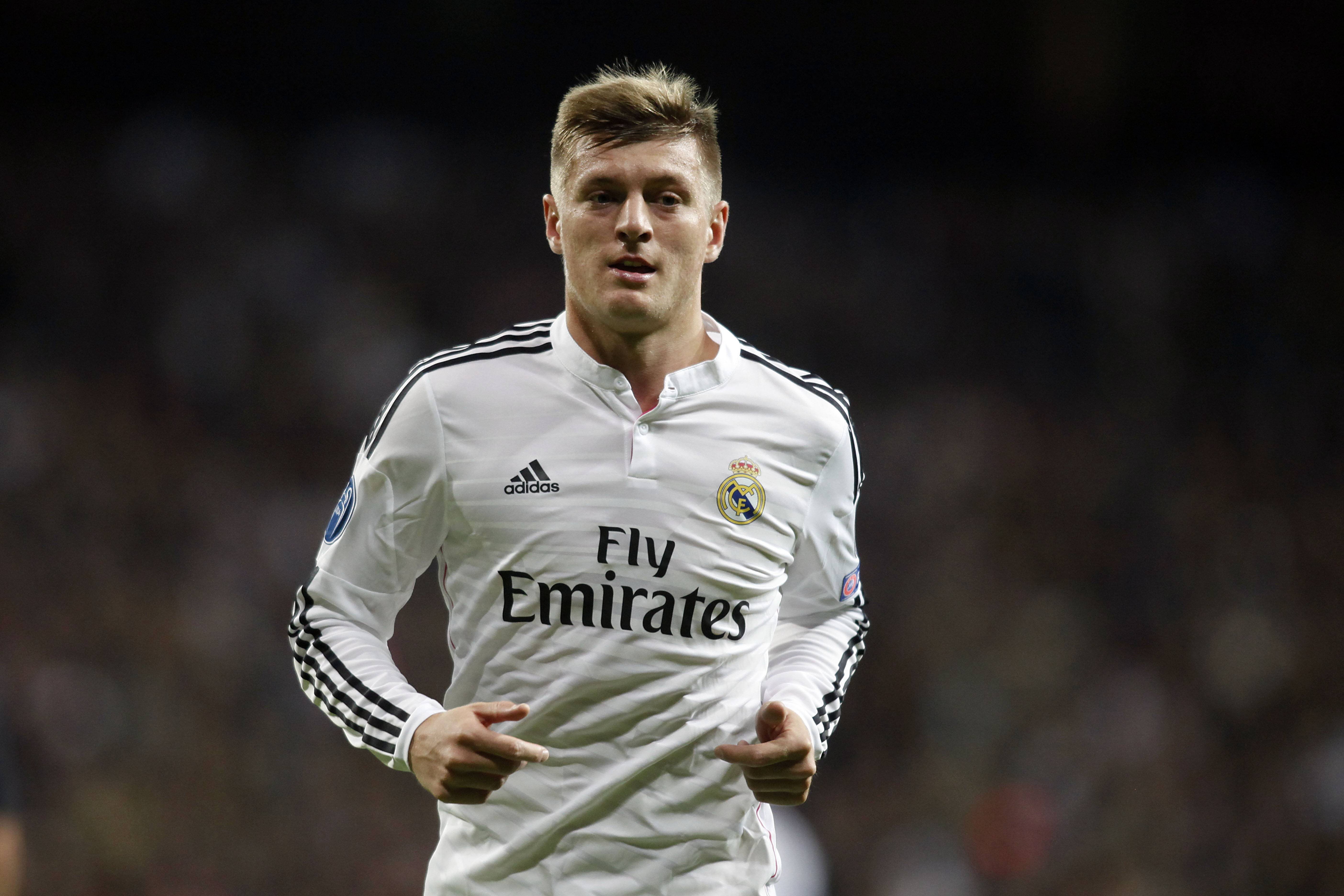 Toni Kroos Wallpapers High Resolution And Quality Download