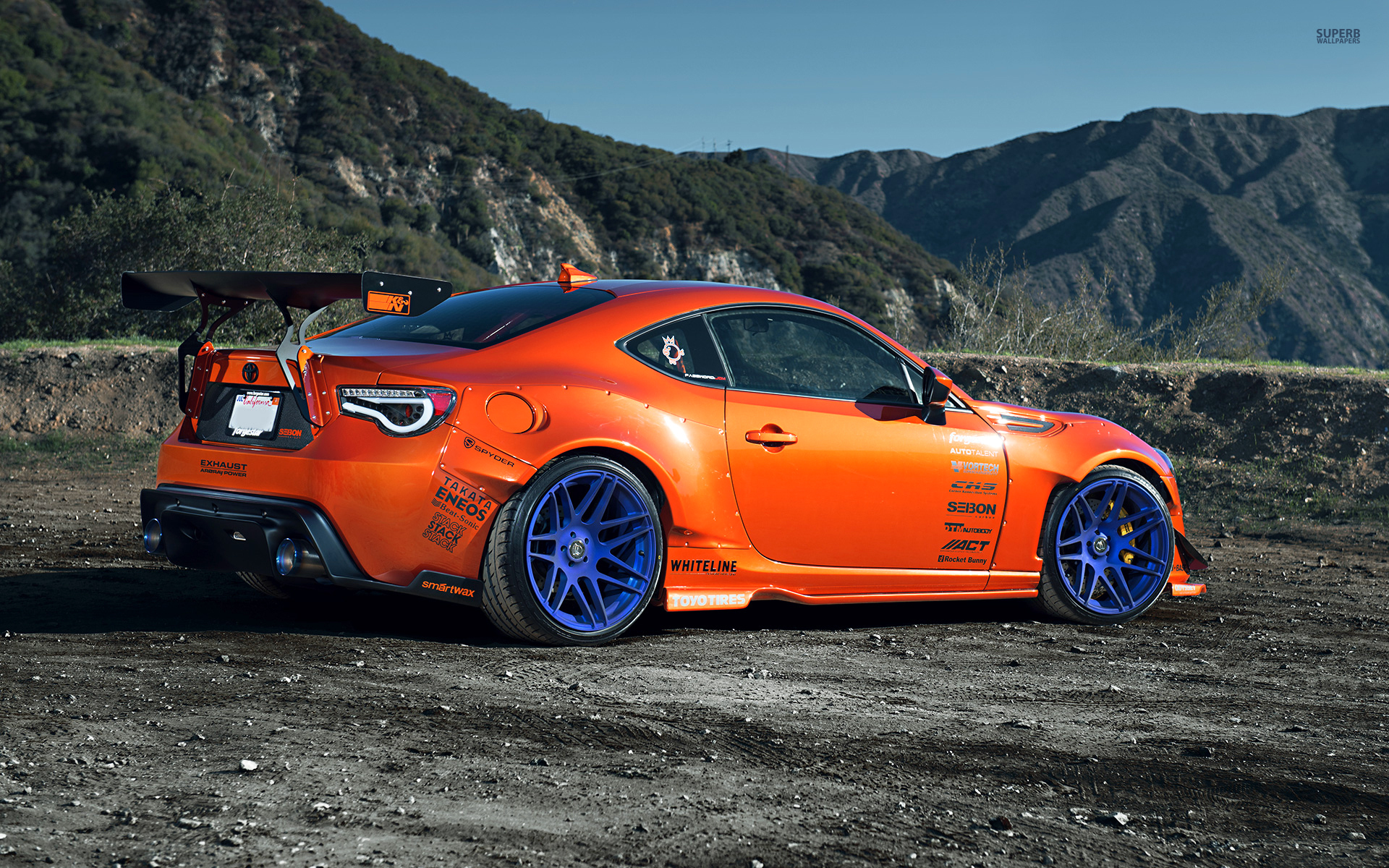Toyota 86 Wallpapers High Resolution And Quality Download