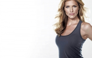 Tricia Helfer High Definition Wallpapers