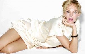 Uma Thurman HD Wallpaper