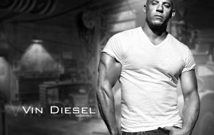 Vin Diesel HD Background