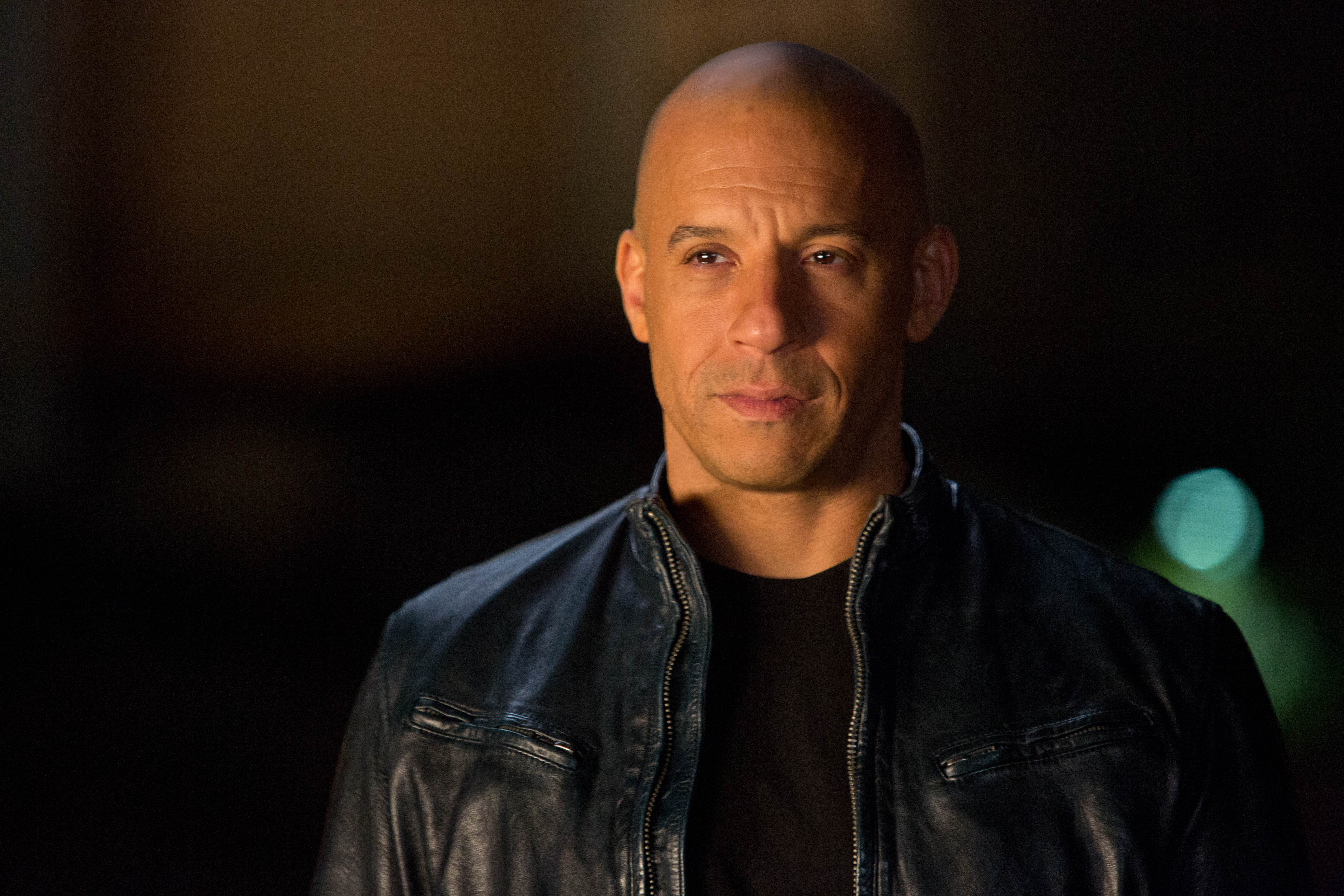 Fast Furious 8 Full Movie >> Vin Diesel Wallpapers High Resolution and Quality Download