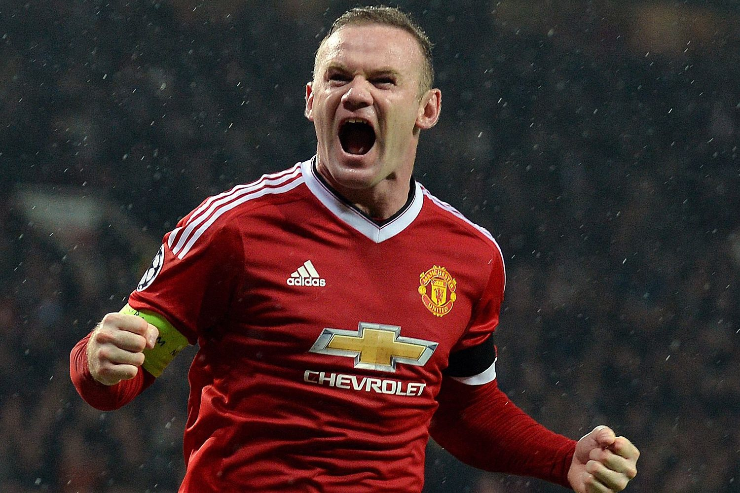 Video Wayne Rooney 250 Goals for Manchester Unnited