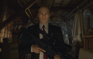 Hitman 2016 Widescreen
