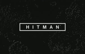 Hitman Logo Wallpaper