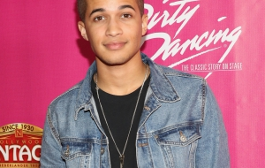 Jordan Fisher HD Background