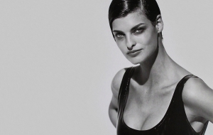 Linda Evangelista HD Wallpaper