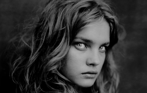 Natalia Vodianova HD Background