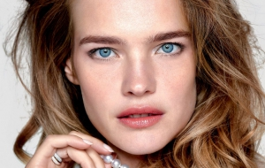 Natalia Vodianova Wallpaper