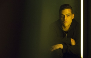 Rami Malek HD Background