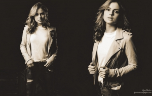 Rose Mciver HD Background