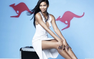 Chanel Iman Computer Wallpaper