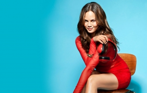 Chrissy Teigen Widescreen
