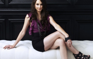 Troian Avery Bellisario Widescreen