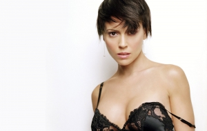 Alyssa Milano For Desktop