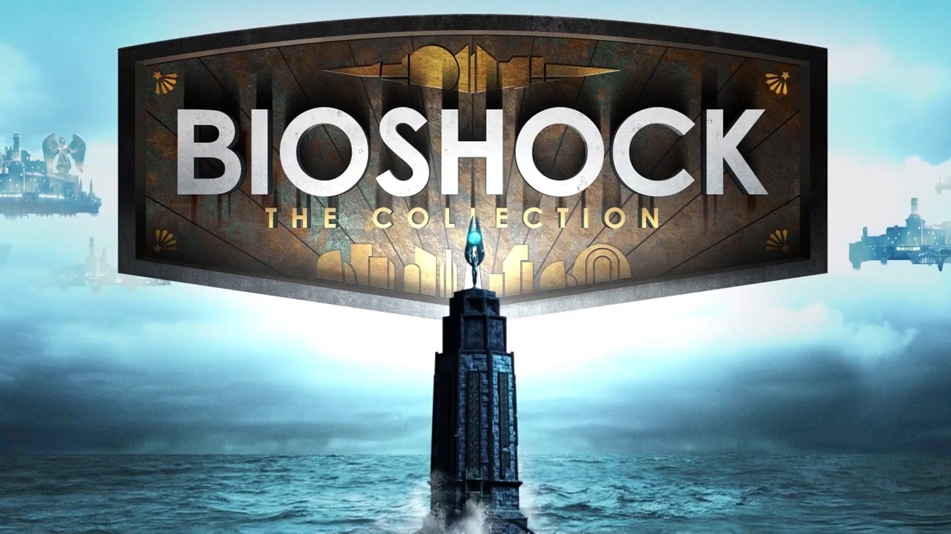 Image result for bioshock remastered wallpaper